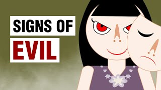 10 Warning Signs You Are Dealing With An Evil Person
