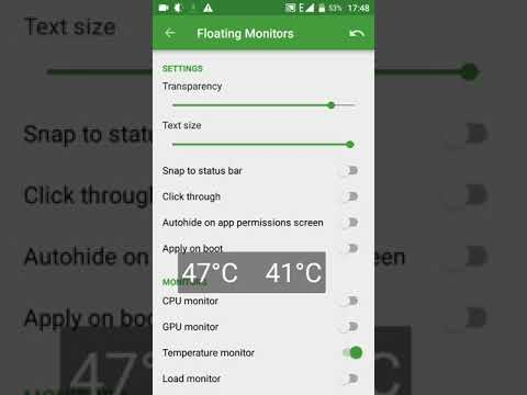 how to measure room temperature with android mobile phone without any app