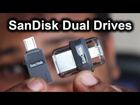 SanDisk Dual Drive Explained | Why I Need That #MobileKiPendrive