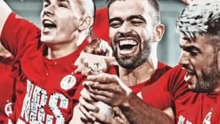 "#x202b;שיר האליפות הפועל באר שבע 2017 ""אדום עולה"" ליאור בדש וארז ביטון#x202c;lrm;"