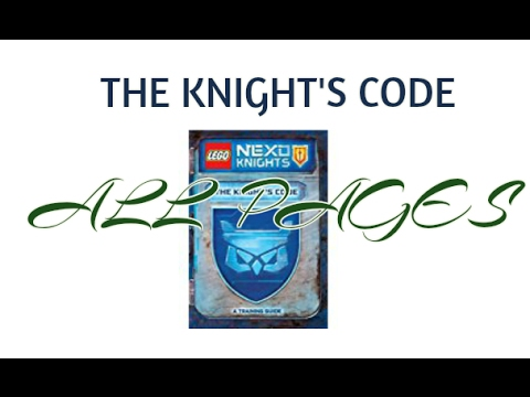 The Knight's Code - All Pages*