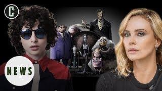 Charlize Theron, Finn Wolfhard & Allison Janney Join The Addams Family Movie