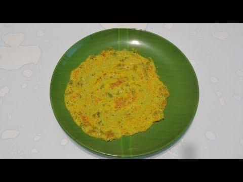 Tasty Crispy Vegetable Dosa By Ramesh