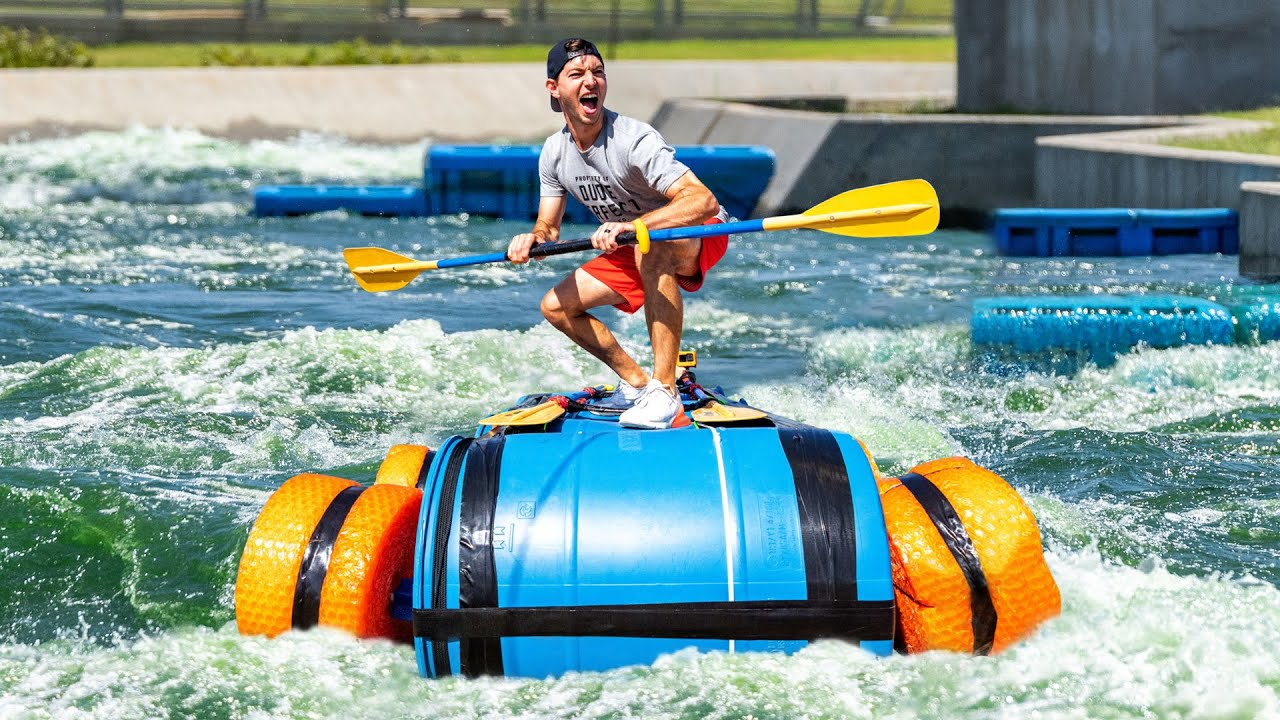 Build A Raft Battle