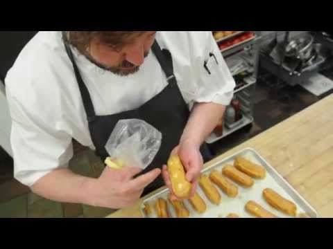 How to make Éclairs