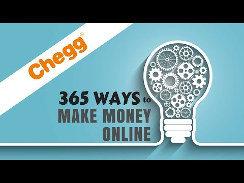 Sell your Text Books to Earn Extra Money with Chegg