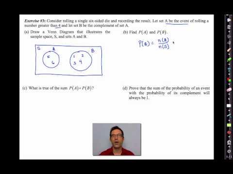 Common Core Algebra II.Unit 12.Lesson 2.1Sets and Probability