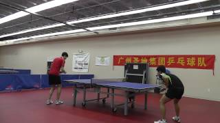 Provost, Damien vs. Yang, Song Wei 3rd Set