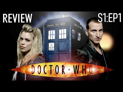 ROSE REVIEW | Doctor Who Series 1 Episode 1 REVIEW