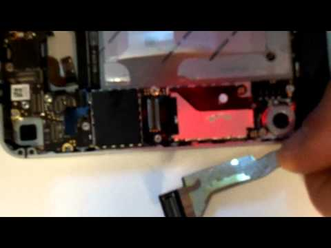 iPhone 4 Teardown Verizon CDMA - Take apart the iPhone 4 with this guide