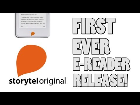 Storytel Releases First e-Reader