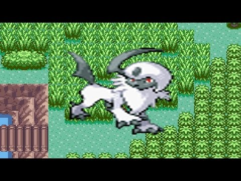 How to find Absol in Pokemon Emerald