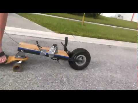 Motorized Skateboard (Electric)