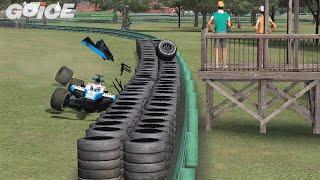 Automobilista FORMULA 1 Crashes #34 NO MUSIC