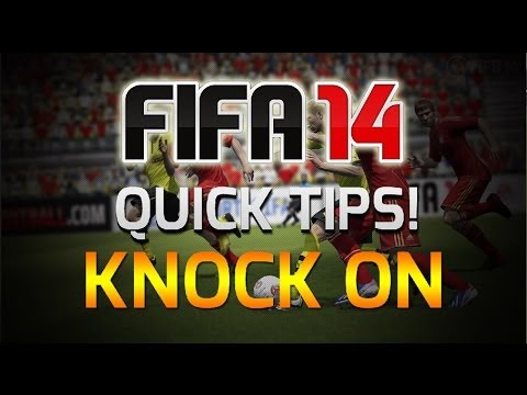 FIFA 14 | Best Way To Run Past Players - Quick Tip #9