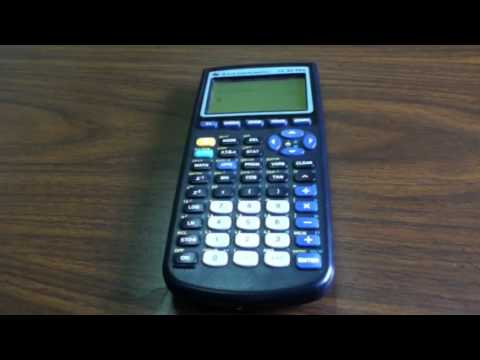 Introduction to the Graphing Calculator - 1