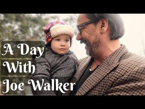 A Day With Joe Walker