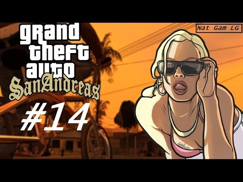 Let's Play Grand Theft Auto San Andreas Episode 14: Snail Trail Gail