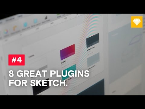8 GREAT PLUGINS FOR SKETCH.