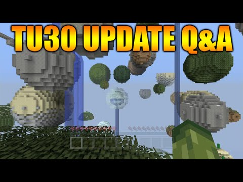 ★Minecraft Xbox 360 + PS3: Title Update 30 Q&A - Hunger Games Servers + Update Selectors Info★