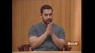 I am Hindustani, Not From Any Religion: Aamir Khan in Aap ki Adalat