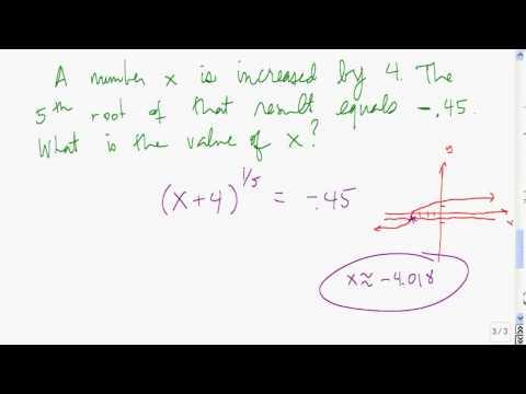 SAT Math Subject Test practice, 1