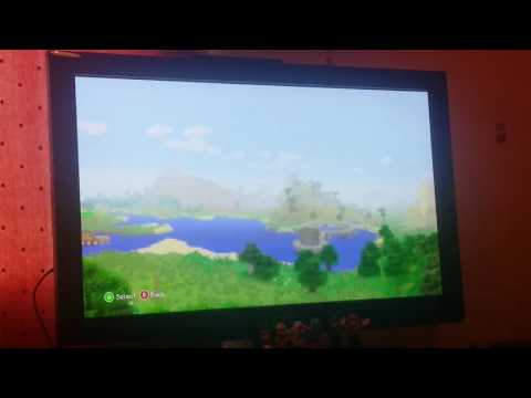 Minecraft xbox 360: How to fix split screen multiplayer bug.