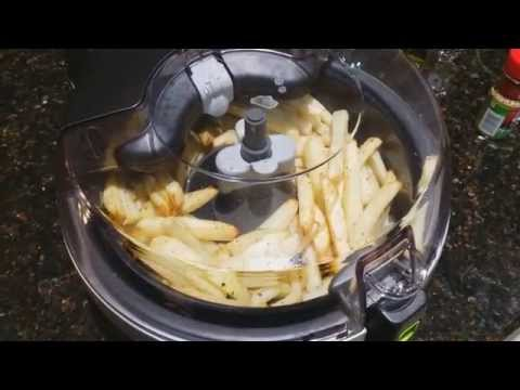 Fresh Fries by Tim Cooks in a T-Fal Actifry