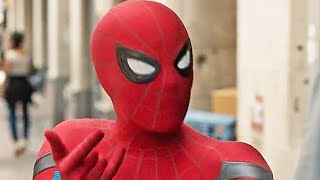Spider-Man Homecoming | official trailer #3 (2017) moviemaniacs
