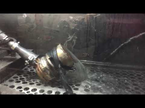 Peugeot 1.6hdi DPF cleaned by DPF repair and cleaning Hull