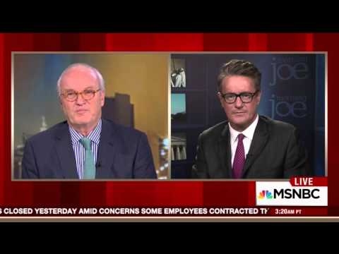 "Mike Barnicle on the ""enlightening"" Democratic presidential debate (10 March 2016)"