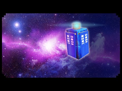 ✔ Minecraft: How to make the TARDIS (From Doctor Who)