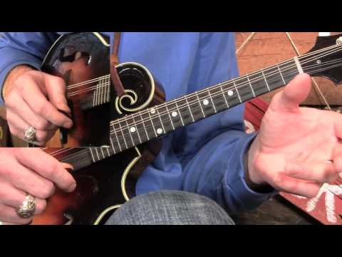 Learn to Build a Mandolin Solo with Unclouded Day!