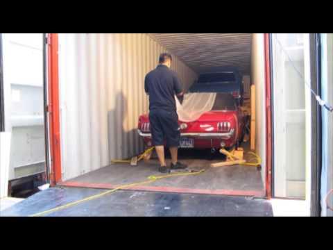 Vehicle Shipping to Australia Sydney Melbourne Fremantle Brisbane Auckland Chirstchurch New Zealand