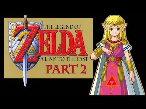 I Am Absolutely Lost    Zelda: A Link To The Past Livestream