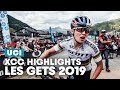 XCC Highlights From Les Gets France UCI MTB World Cup 2019