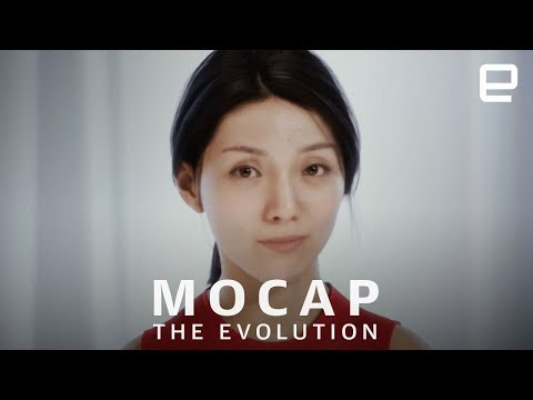 Vicon and Siren: The History of Mocap