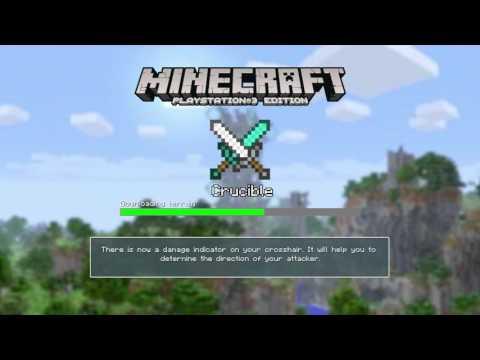 Minecraft ps3 custom skin trolling #4
