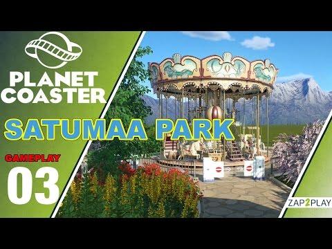Planet Coaster | Gameplay Deutsch | SATUMAA PARK #03