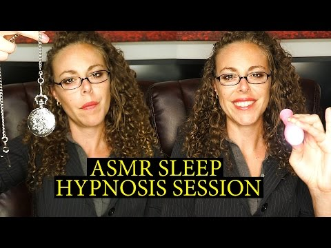 ASMR Sleep Hypnosis Session w/ Dr. Slumberland Psychology Doctor Office Visit Roleplay