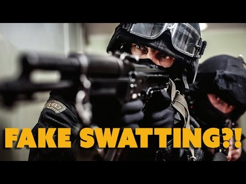 Twitch Streamer FAKES Swatting - The Know
