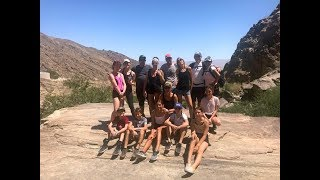 palm springs and tahquitz canyon hike