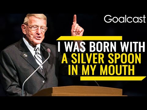 Most Powerful Speech: The 3 Rules to a Less Complicated Life   Lou Holtz   Goalcast