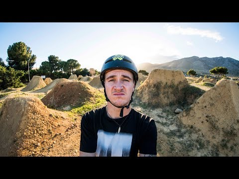 MY LAST TIME RIDING DIRT JUMPS..
