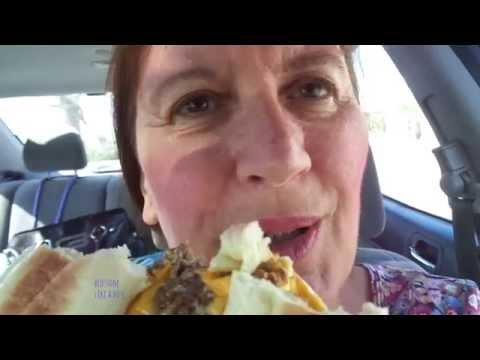VLOG McDonald's eating a Steak, Egg+Cheese Bagel