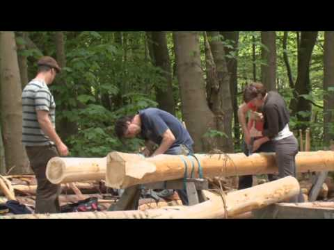 Building a Timber Frame Home: Coppice