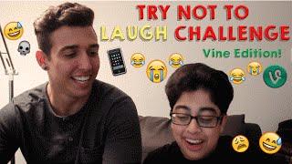 Try Not To Laugh Challenge Ft Corey Scherer Bignik