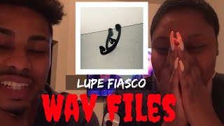 Lupe Fiasco Wav Files Review /reaction | Drogas Wave