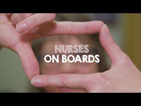 Oregon Nurses on Boards - Nina Fekaris