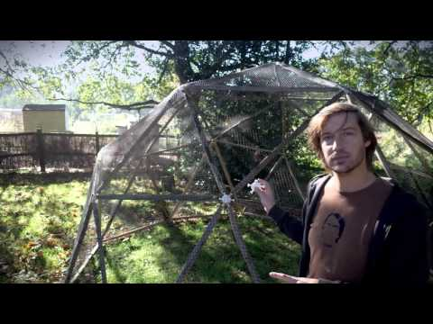 Kit for Making Geodesic Domes